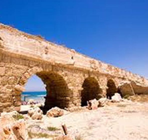 Archeology along the Coastline and Jezreel Valley