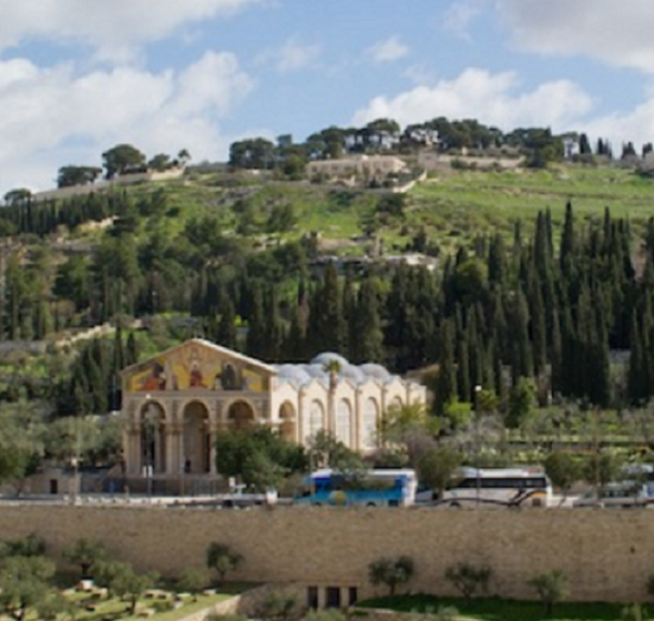 Exploring the Christian side of Jerusalem